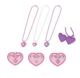 Hello Kitty medaillon hanger set