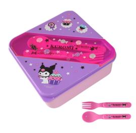 Lunchbox van Kuromi