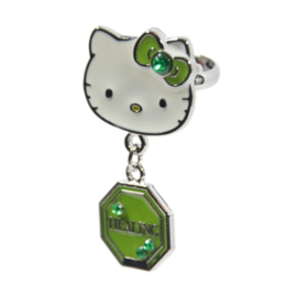 "Hello Kitty ""Feng Shui"" ring"