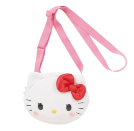 Pluche Hello Kitty schoudertas