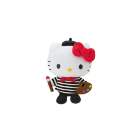 "Hello Kitty ""artiest"" knuffel"