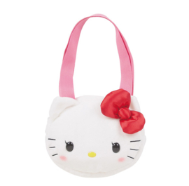 Plush Hello Kitty handbag