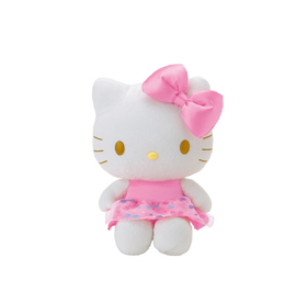 "Hello Kitty ""zonnig"" knuffel"
