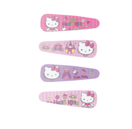 Big hair clip of Hello Kitty