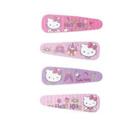 Grote haarklem van Hello Kitty