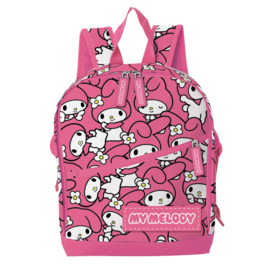My Melody small backpack pink