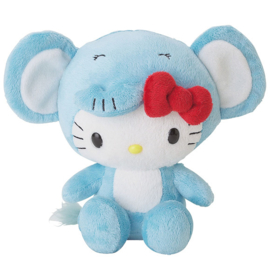 "Hello Kitty ""olifant"" knuffel"