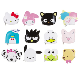 Coin purse of various characters