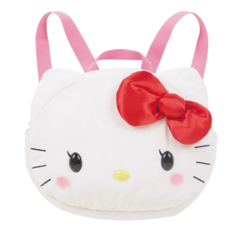 Plush Hello Kitty backpack