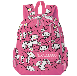 My Melody backpack pink