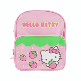 "Small backpack ""Strawberry"""