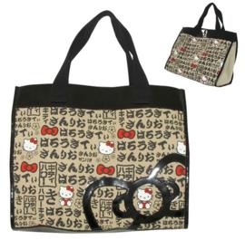 "Large tote bag ""Japanese"""