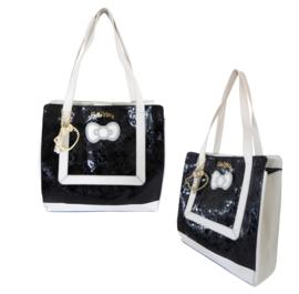 "Tote bag ""Black & white"""
