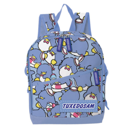 Tuxedosam small backpack blue