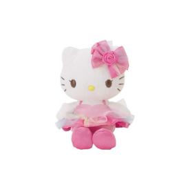 """Hello Kitty """"ballerina"""" mascotte knuffeltje"""