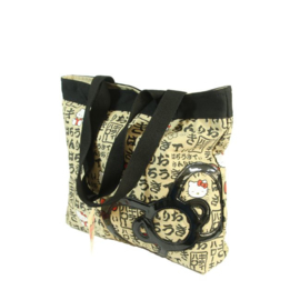 "Tote bag ""Japanese"""