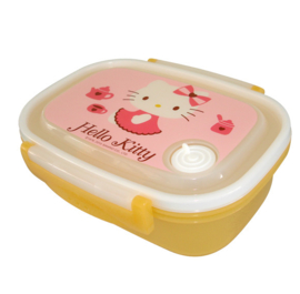 Lunchbox Hello Kitty geel
