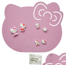 Hello Kitty magnetic board rose