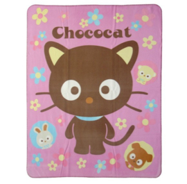 Fleece deken van Chococat