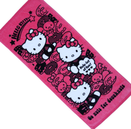 Handdoek van Hello Kitty