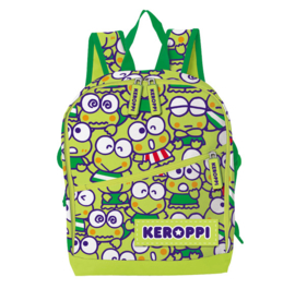 Keroppi small backpack green