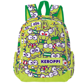 Keroppi backpack green