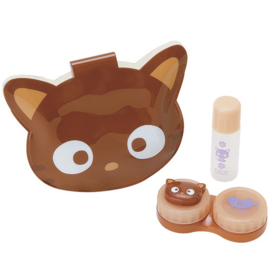 Lens case set Chococat