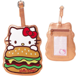 "Bagage label ""Hamburger"""
