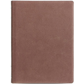 Notitieboek Filofax Notebook A5 Architexture Terracotta