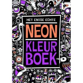 Het Enige Echte NEON Kleurboek