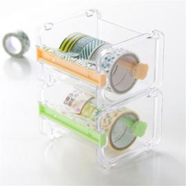 JapanseTransparante Washi Tape Dispenser