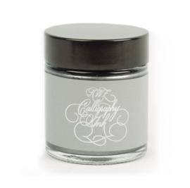KWZ Kalligrafie Inkt 25gram  - Zilver