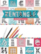 Zentangle - Alfabet Patronen