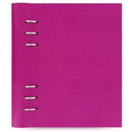 Organizer Filofax Clipbook A5 Bright Fuchsia
