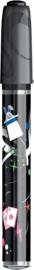 Krijtmarkers merk: Maped , Etui met 6 stuks in geassorteerde kleuren + GRATIS Zipperbag