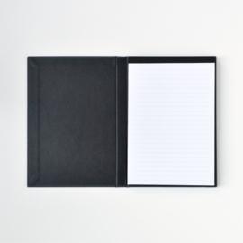 Luxe Insteekmap inclusief een Blok A4 Gelinieerd Papier