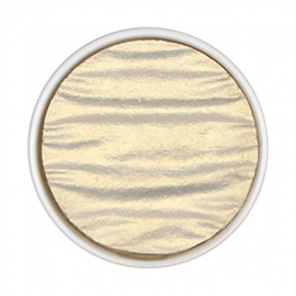 Pearlcolor Waterverf  Napje Fine Gold  (Shimmer) Ø 30mm