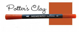 Marker Memento Potters Clay