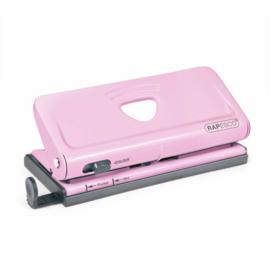Rapesco 6-Gaats Perforator voor Organizers, Roze