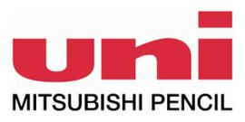 10 stuks Japanse Kwaliteit pennen/markers/fineliners verpakt in een katoenen afsluitbare opbergmap.