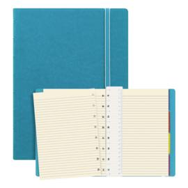 Filofax Notitieboek - A5 - Classic Aqua [FX-115012]