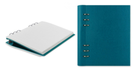 Organizer Filofax Clipbook A5 Petrol Blue