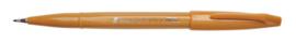 Pentel  Touch Brush Sign SES15C Oker