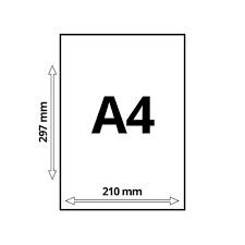 Stonepaper A4 Blok à 40 vel, 192g/m²