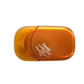 Pentel Pop'npop Correctie Tape - Metallic Oranje