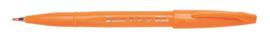 Pentel Touch Brush Sign SES15C Oranje