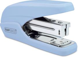 Rapesco Nietmachine X5-25ps Kleur Poederblauw + Doosje met 1000 Nietjes