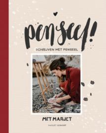 Penseel! Schrijven met Penseel en Inkt