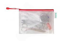 Zipper Bag formaat  A5