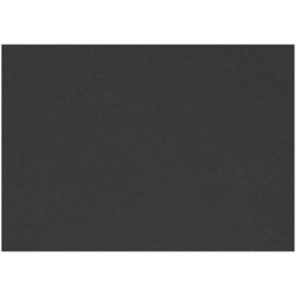 Zwart Kraft Karton A6, 200 gr 100 Vellen